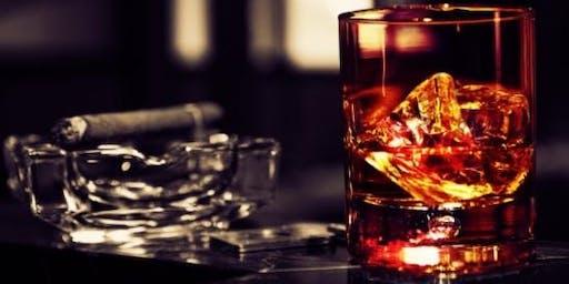 Cigar and Whiskey Night V