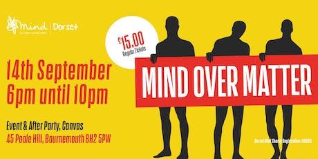 Mind Over Matter tickets