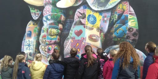 Under 16 Waterford Walls Festival Art Trails 3 pm