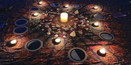 New Moon Women's Sharing Circle - Chakras Journey - Sister Tribe Gathering tickets