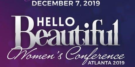Hello Beautiful Women's Conference Atlanta 2019 tickets