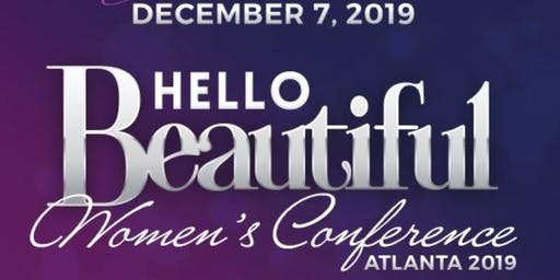 Hello Beautiful Women's Conference Atlanta 2019