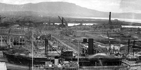 The Shipyards at War tickets