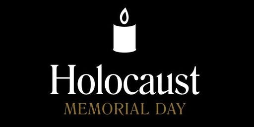 National Holocaust Memorial Day Commemoration