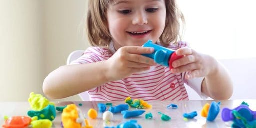 Playdough Pop-Up Playdate