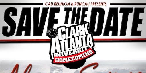 RUN CAU & CAU Reunion's Annual Homecoming Alumni Event!