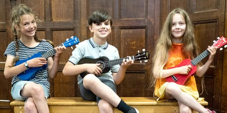 Lil' Maestros Ukulele Course tickets