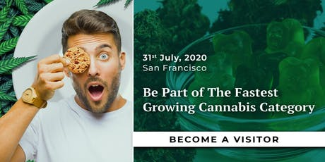 2020 Cannabis Food Show - Visitor Registration Portal (San Francisco) tickets
