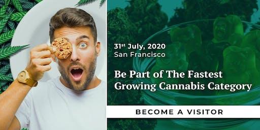 2020 Cannabis Food Show - Visitor Registration Portal (San Francisco)