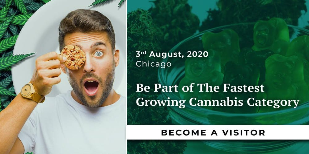 2020 Cannabis Food Show - Visitor Registration Portal (Chicago)