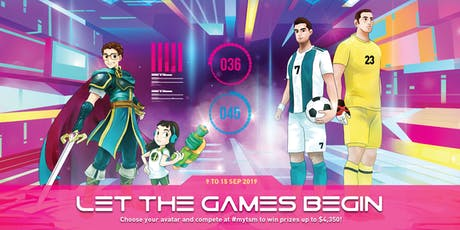 The Seletar Mall Esports Festival 2019 -  Super Smash Bros. Ultimate Double tickets