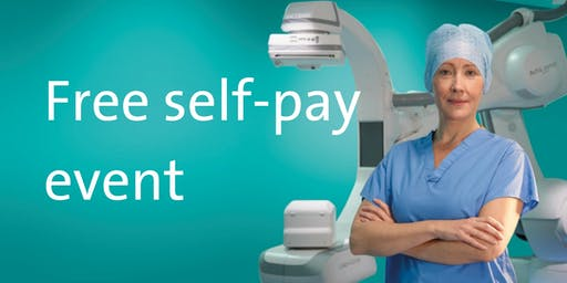 Free self-pay event