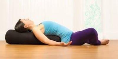 Restorative Yoga Wednesday