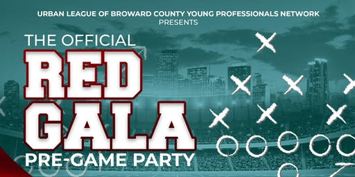 Red Gala  Pre-Game Party