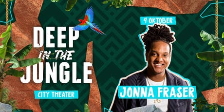 Jonna Fraser | Deep in the Jungle | City Theater tickets