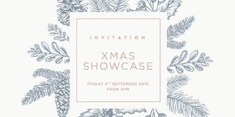 Christmas Showcase 2019 tickets