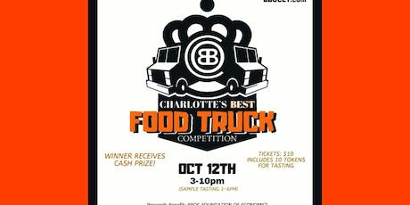 Charlotte's BEST Food Truck Competition   tickets