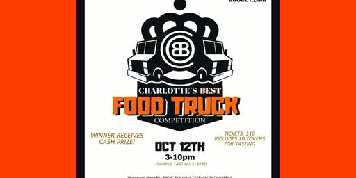 Charlotte's BEST Food Truck Competition