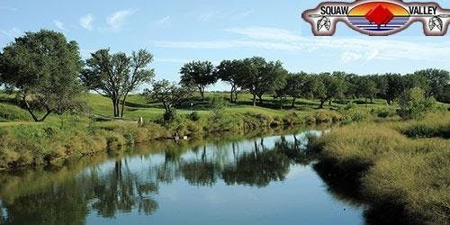 Nov 2&3 | Golf Weekend | Squaw Valley in Glen Rose