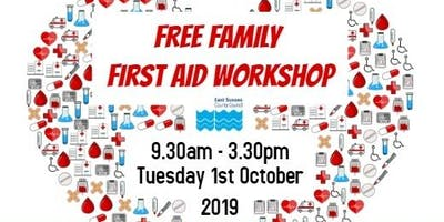 Free Family First Aid