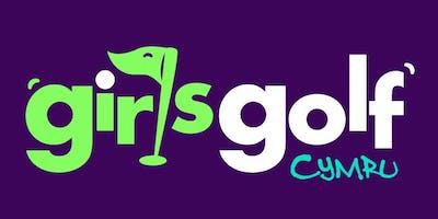 Wales Golf Girls Clinic 2019 - Conwy Golf Club