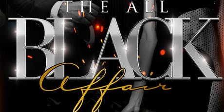 THE ALL BLACK AFFAIR Presented by Jammin 98.3 & LR Signature Events tickets