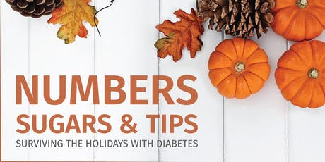 Surviving the Holidays with Diabetes  tickets