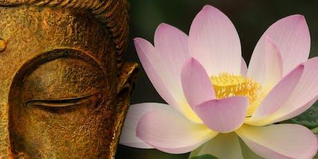 Corso di meditazione e rilassamento biglietti