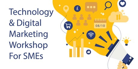 Tech & Digital Marketing Workshop For SMEs - Bham's First 'Inclusive' Event tickets