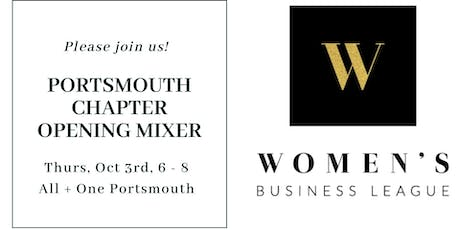 Portsmouth Women's Business League Opening Mixer tickets
