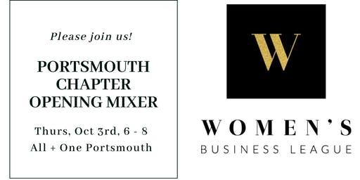 Portsmouth Women's Business League Opening Mixer