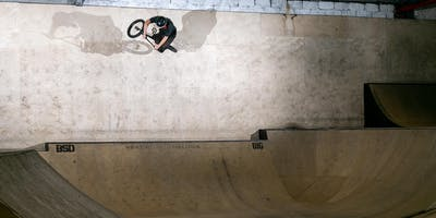 Round 2 - Backyard Jam BMX Amateur qualifier - Unit 23, Glasgow