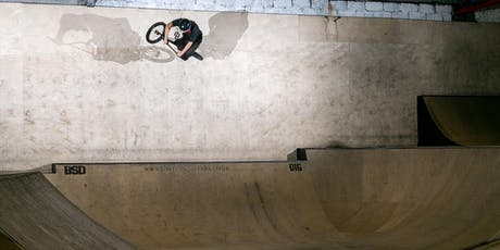 Round 2 - Backyard Jam BMX Amateur qualifier - Unit 23, Glasgow billets