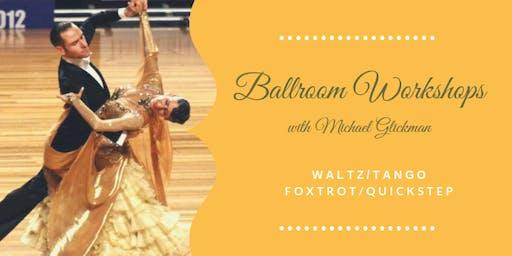 Ballroom Dance Workshop Series