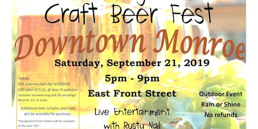 Michigan Craft Beer Fest