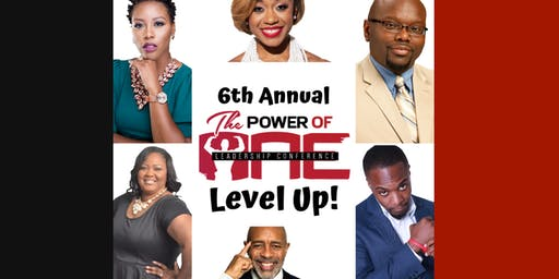 6th Annual Power of One Leadership Conference