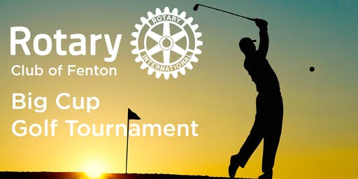 2019 Rotary Big Cup Golf Tournament
