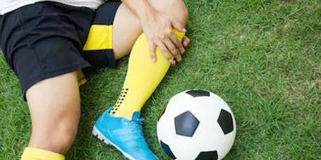 Sports Injuries & Pain tickets