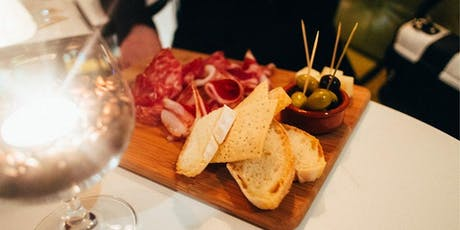 Six Course Cheese & Wine Experience tickets