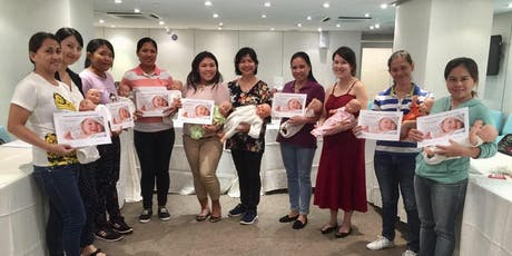 Common Diseases and Care, Home Safety and Simple First Aid for Infants and Children Class 常見嬰幼兒疾病、家居常見意外及護理  (英語教授)(Course Code 課程編號:EE20190930b) tickets