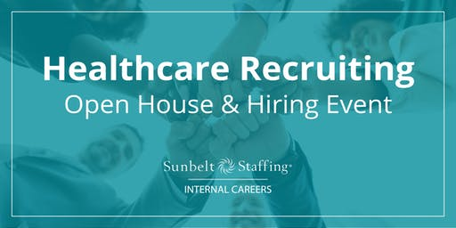 Healthcare Recruiting Open House & Hiring Event