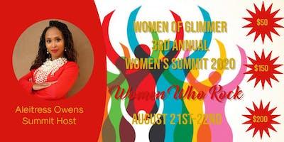 Women of Glimmer: Women Summit 2020