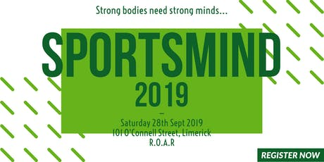 #SportsMind2019 tickets