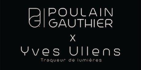 Vernissage Gauthier Poulain X Yves Ullens - Uptown Design 2019 billets