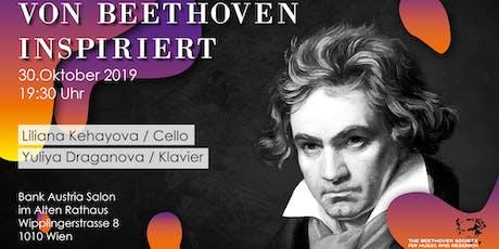 Von Beethoven inspiriert - Konzert Tickets