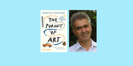 The Pursuit of Art by Martin Gayford tickets