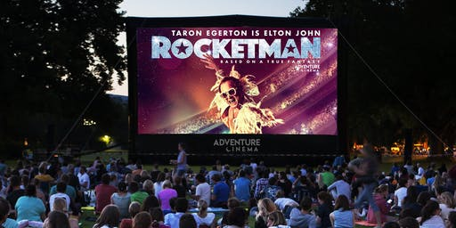 Rocketman Outdoor Cinema Experience at Sewerby Hall