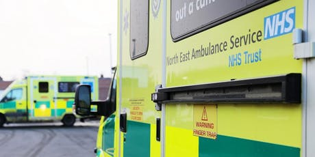 NORTH EAST AMBULANCE SERVICE ANNUAL GENERAL MEETING tickets