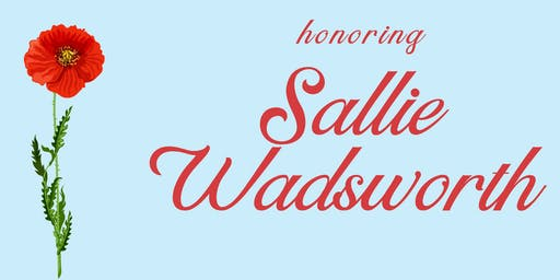 concert:nova Tribute to Sallie Wadsworth