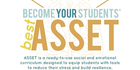 ASSET Education & TFA CO: Stress Management Tools for Students tickets
